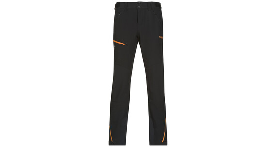 Bergans W's Osatind Pants Black/Pumpkin